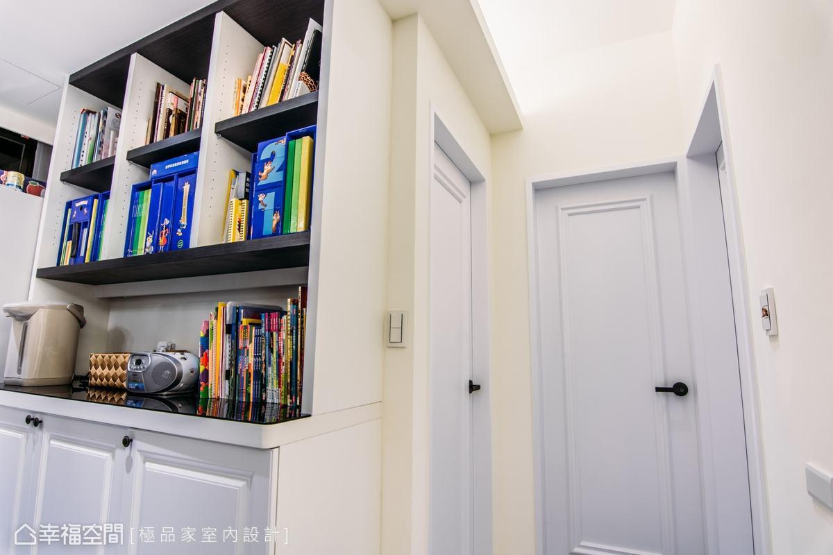 新古典 小坪數 老屋翻新 極品家室內設計