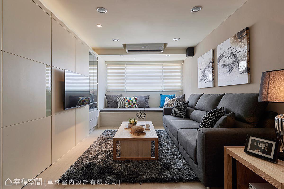 休閒多元 標準格局 老屋翻新 卓林室內設計有限公司
