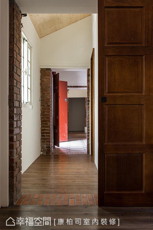 鄉村風格 大坪數 老屋翻新 康柏司室內裝修有限公司