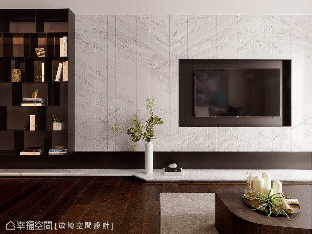 現代風格實品/樣品屋新成屋成綺空間設計