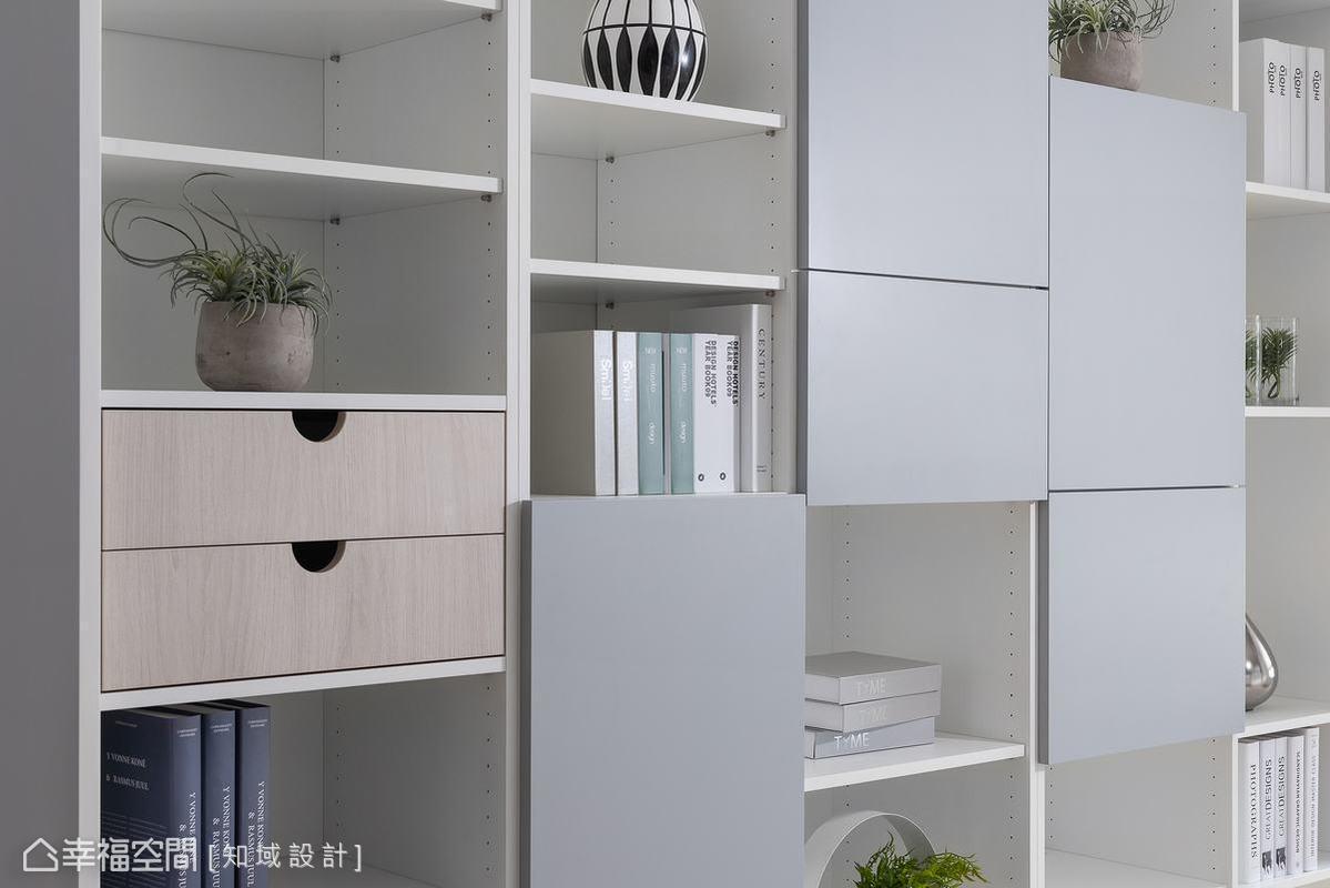 北歐風格 標準格局 新成屋 知域設計