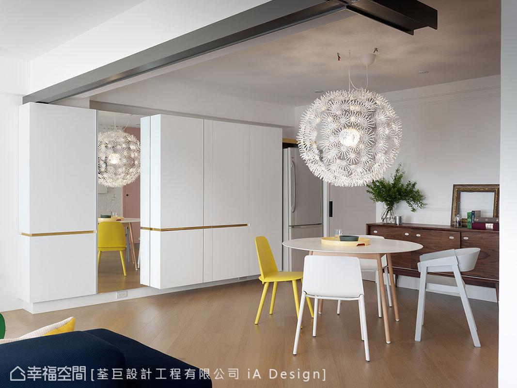 北歐風格 標準格局 老屋翻新 iA Design_荃巨設計工程有限公司