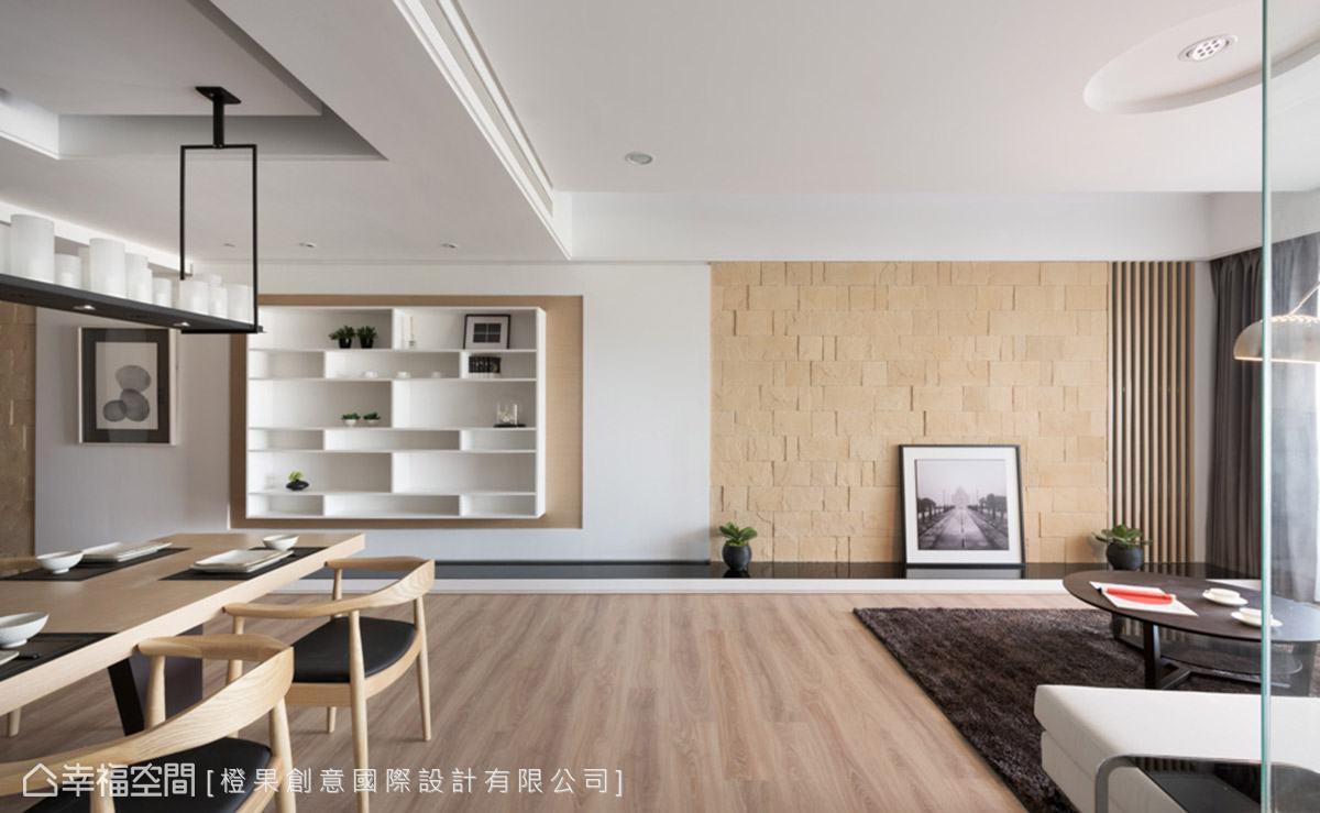 休閒多元標準格局新成屋橙果創意國際設計有限公司