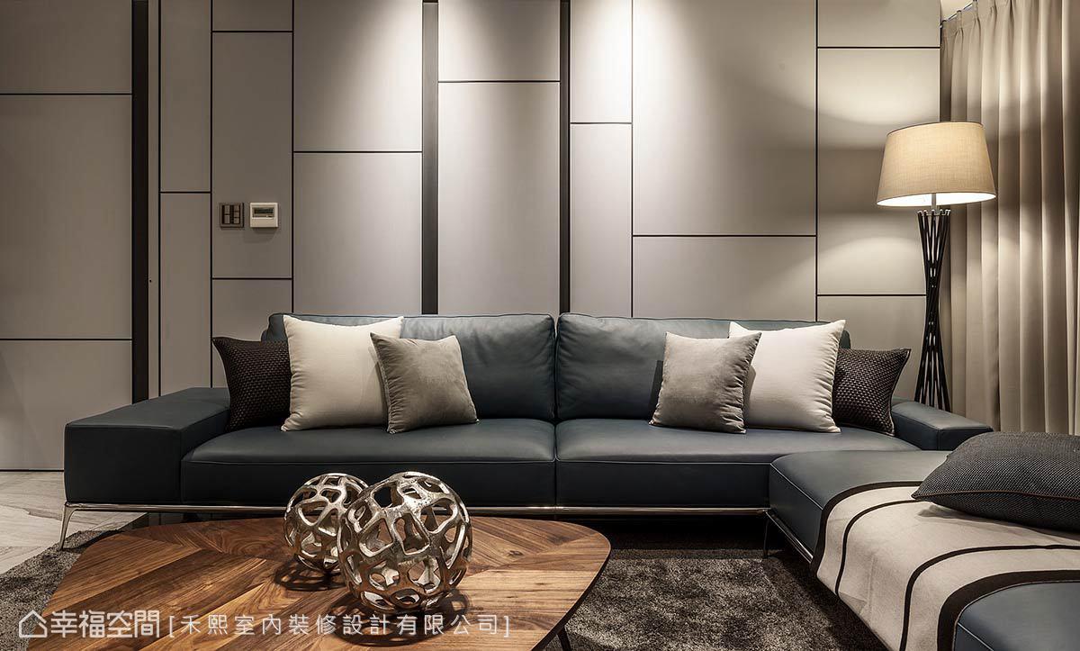 現代風格 標準格局 老屋翻新 禾熙室內裝修設計有限公司