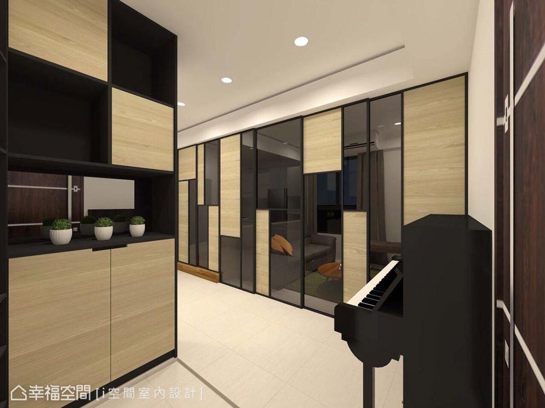 北歐風格 小坪數 新成屋 i空間室內設計