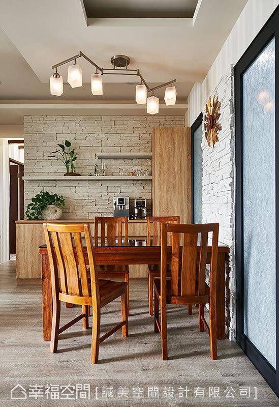 北歐風格 標準格局 新成屋 誠美空間設計有限公司