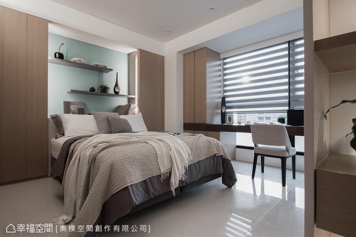 現代風格 標準格局 新成屋 奧樸空間創作有限公司