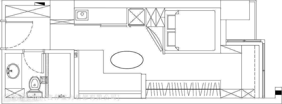 新古典 小坪數 老屋翻新 吉作室內裝修有限公司