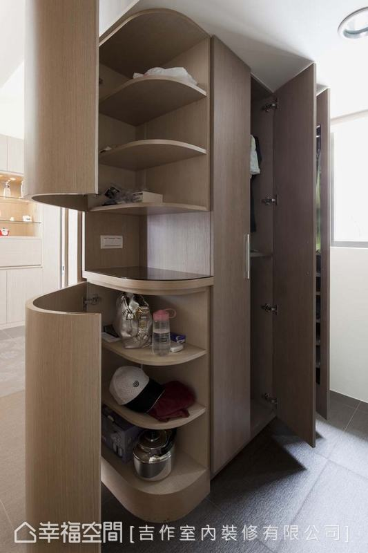 休閒多元 小坪數 新成屋 吉作室內裝修有限公司