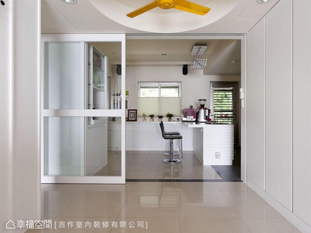 會呼吸的房子 通風明亮舒適宅