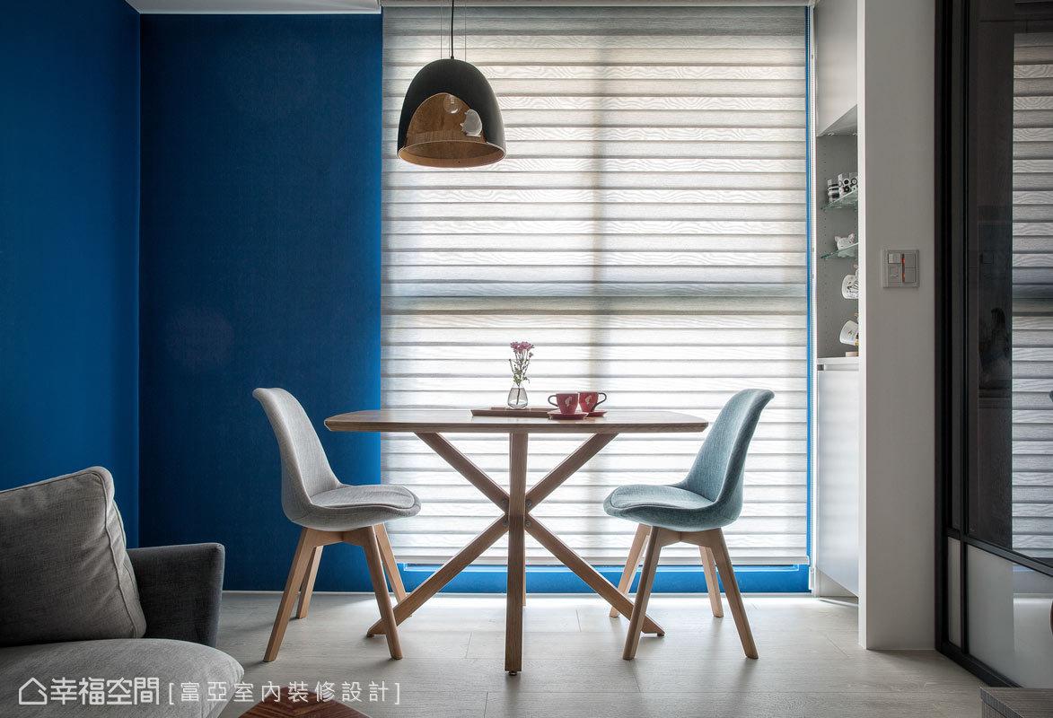 北歐風格 小坪數 新成屋 富亞室內裝修設計