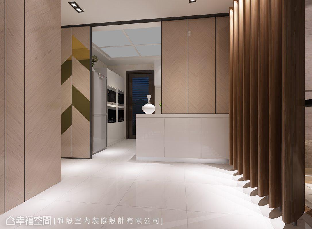 東方風格 標準格局 新成屋 雅設室內裝修設計有限公司