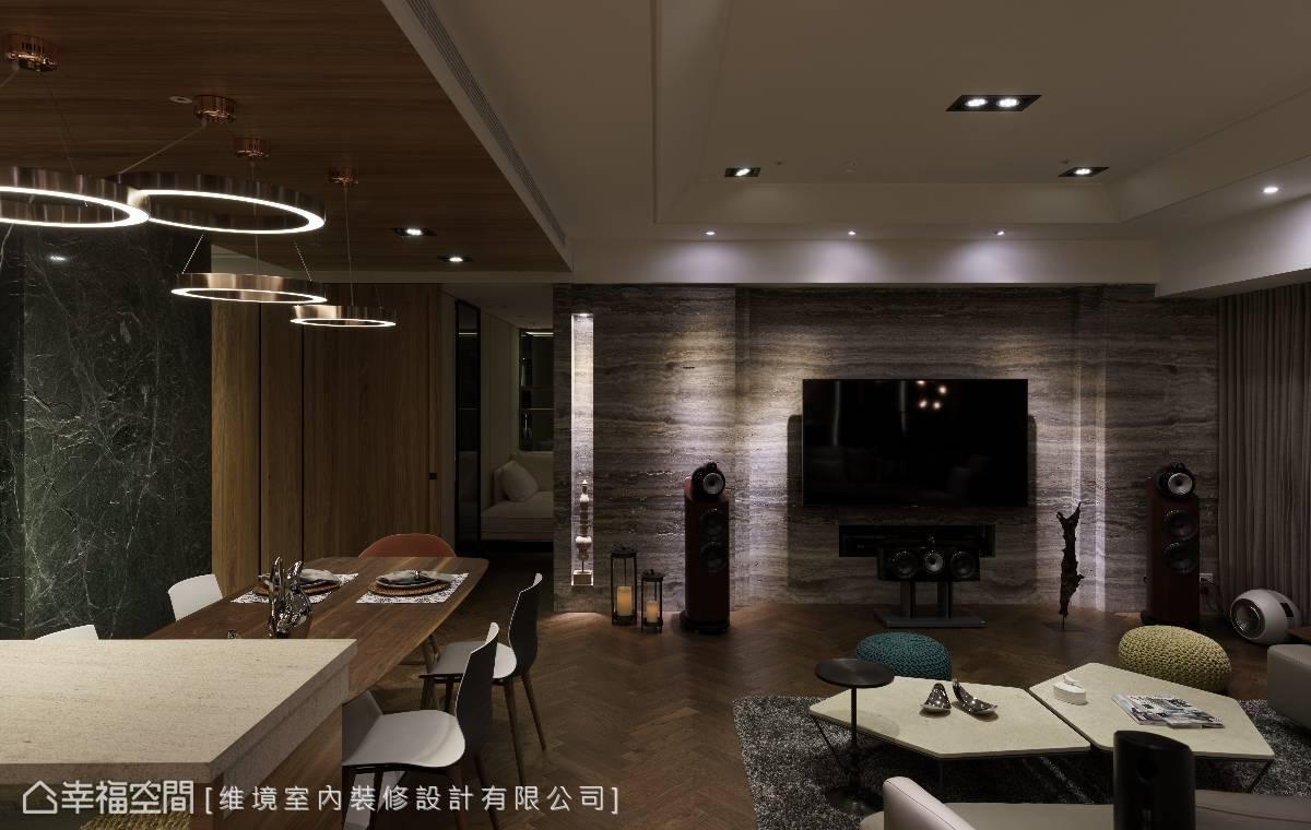 輕舞老上海韻味 飯店質感華美雅居