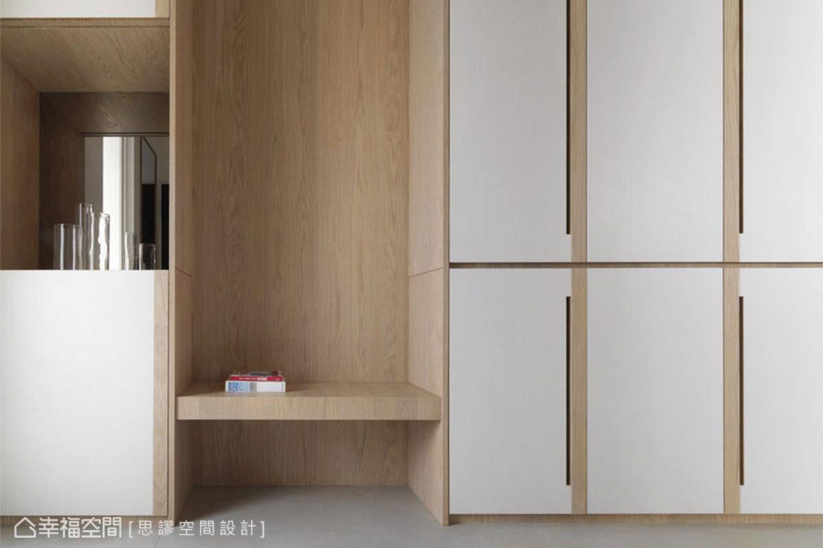 新古典 標準格局 老屋翻新 思謬空間設計