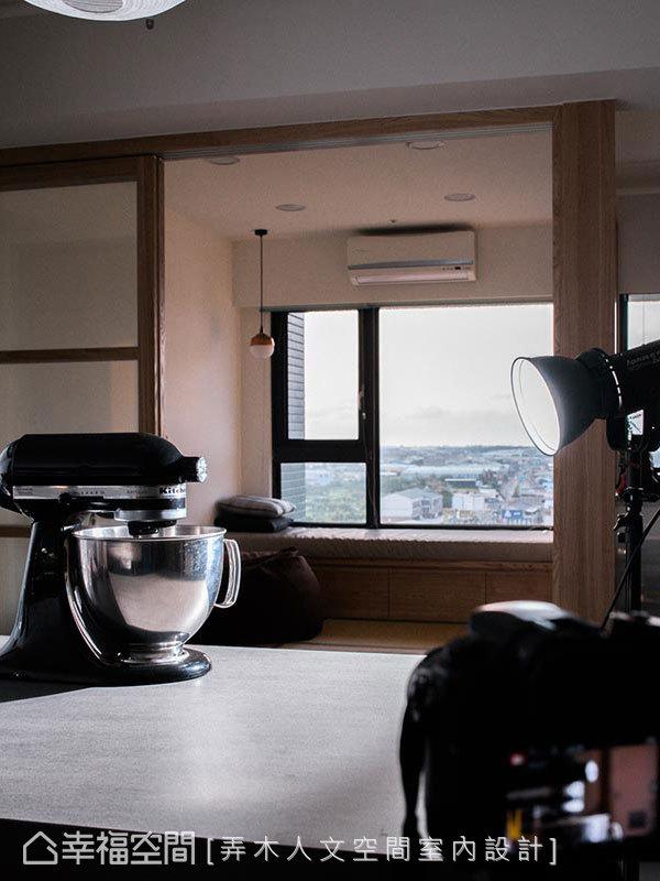 工業風格 標準格局 新成屋 弄木人文空間室內設計