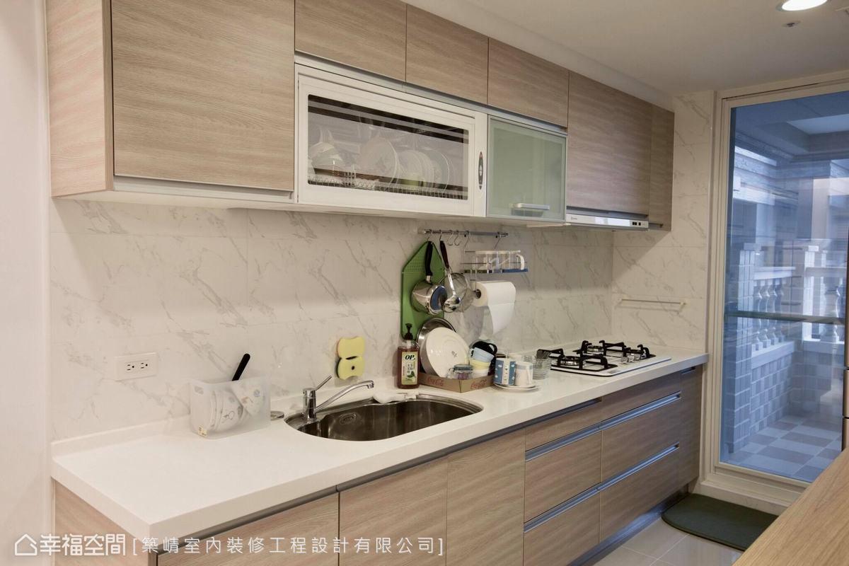 混搭風 標準格局 老屋翻新 築崝室內裝修工程設計有限公司