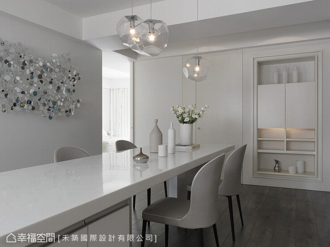 現代風格 標準格局 老屋翻新 禾築國際設計有限公司