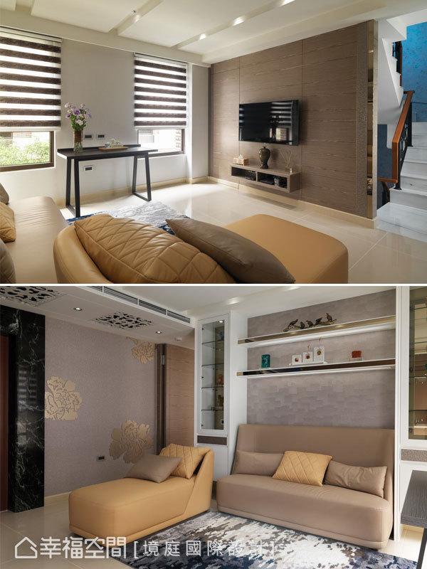 混搭風 別墅 新成屋 境庭國際設計
