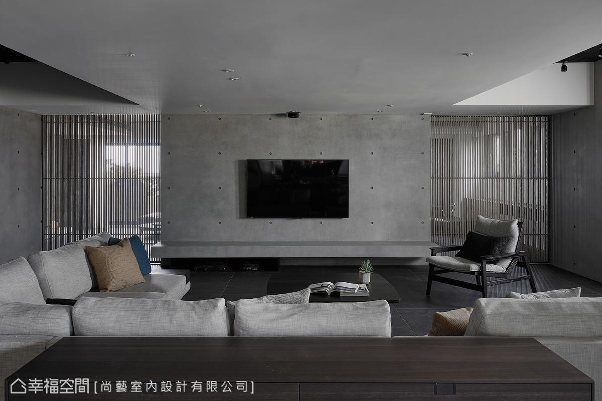 休閒多元 大坪數 老屋翻新 尚藝室內設計有限公司