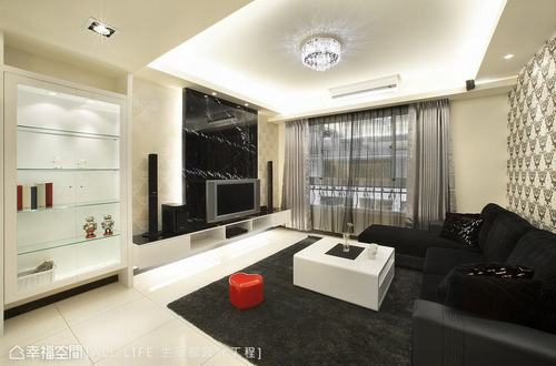 生活馆设计团队 室内设计 低预算高品质 小家庭美型屋