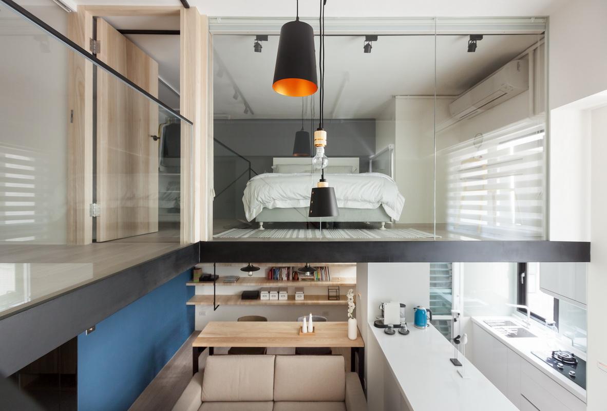 浪漫滿屋:12坪的北歐暖馨宅