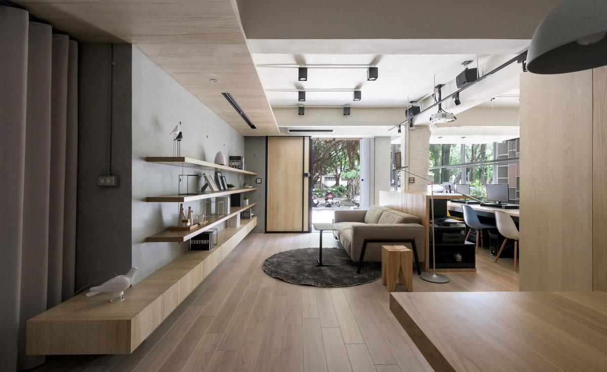 舒適空間提案 讓工作也是一種享受