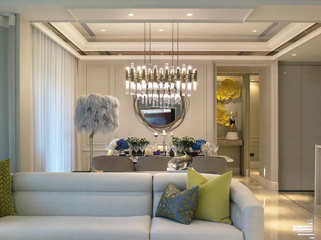 圍塑當代質韻.Luxury唯美臻邸
