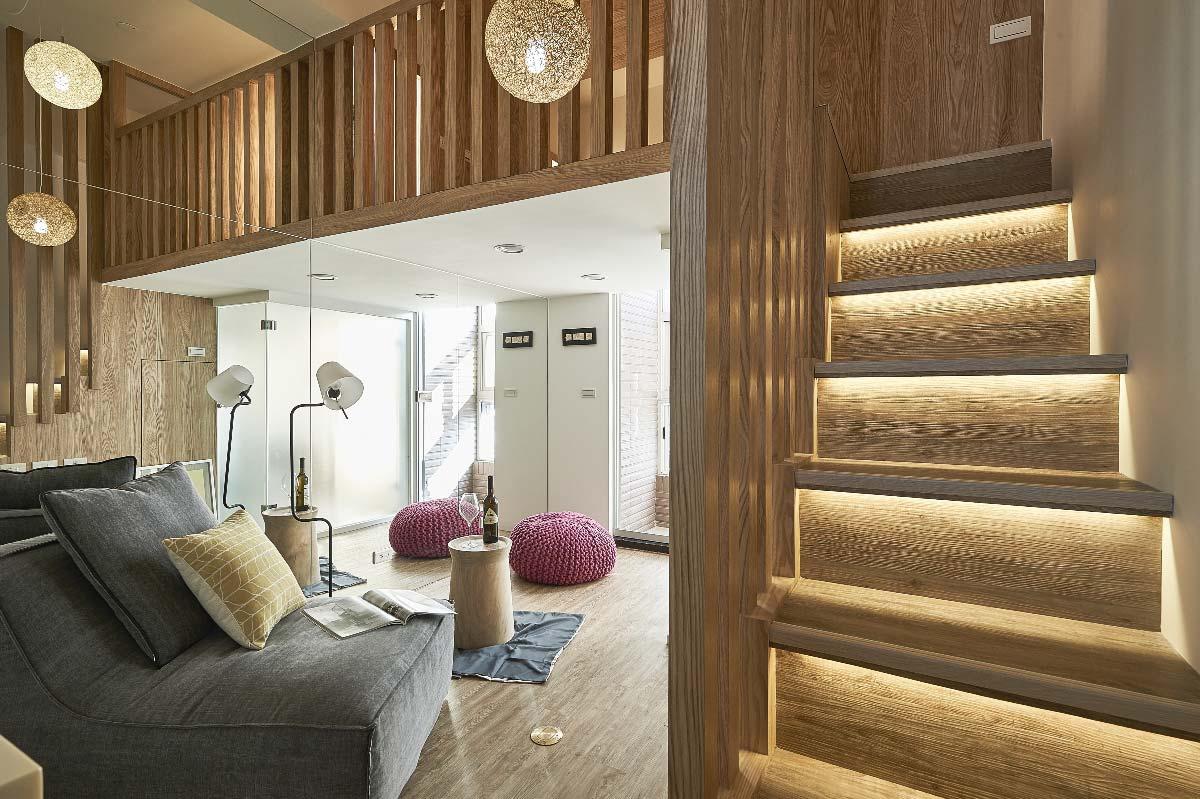 融化你心 打造日系暖暖微型公寓