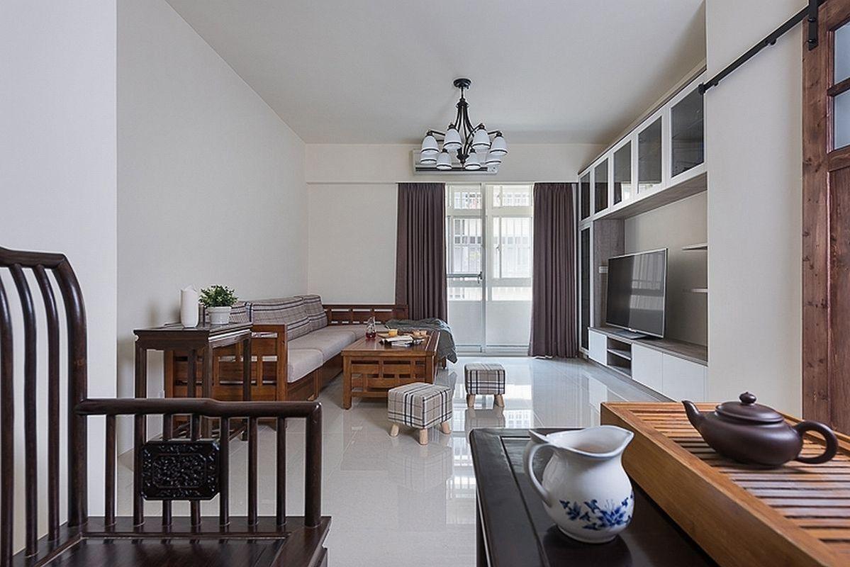 開啟舊屋新貌 明亮清爽的現代禪味宅