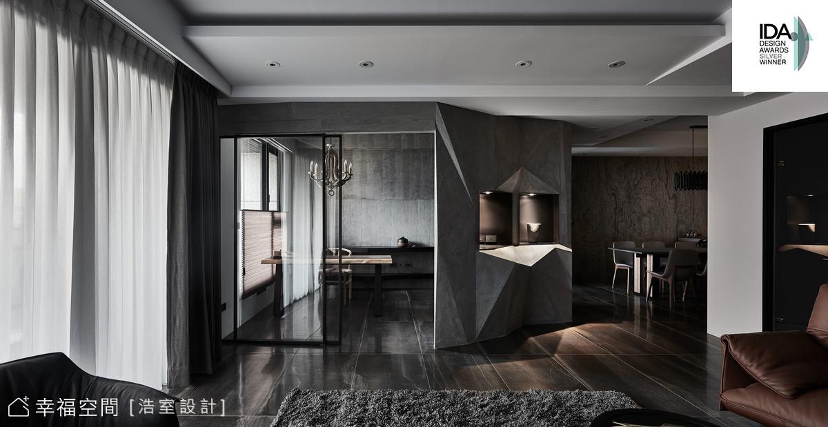 驚豔印象 把家居空間變成雕塑品