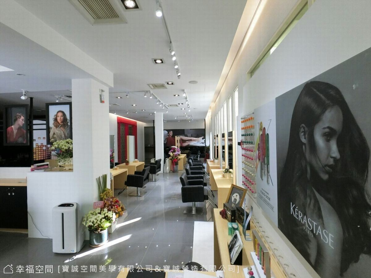 mods hair台中旗艦店