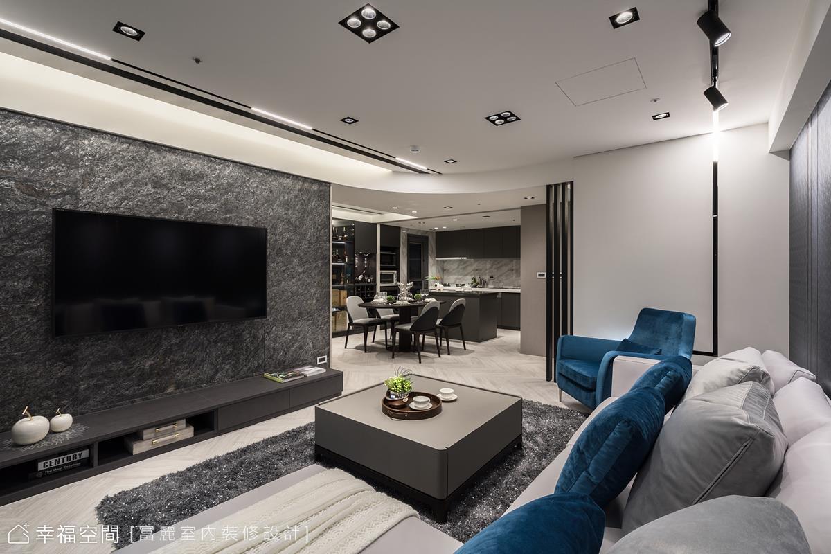 量身訂製 打造輕奢度假宅|現代風|53坪