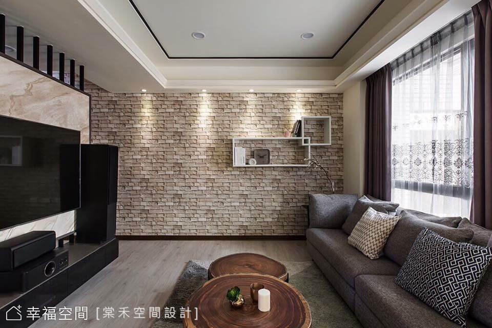 集風格大成 樸實無華退休舒心宅|工業風|45坪|5房、2廳、4衛