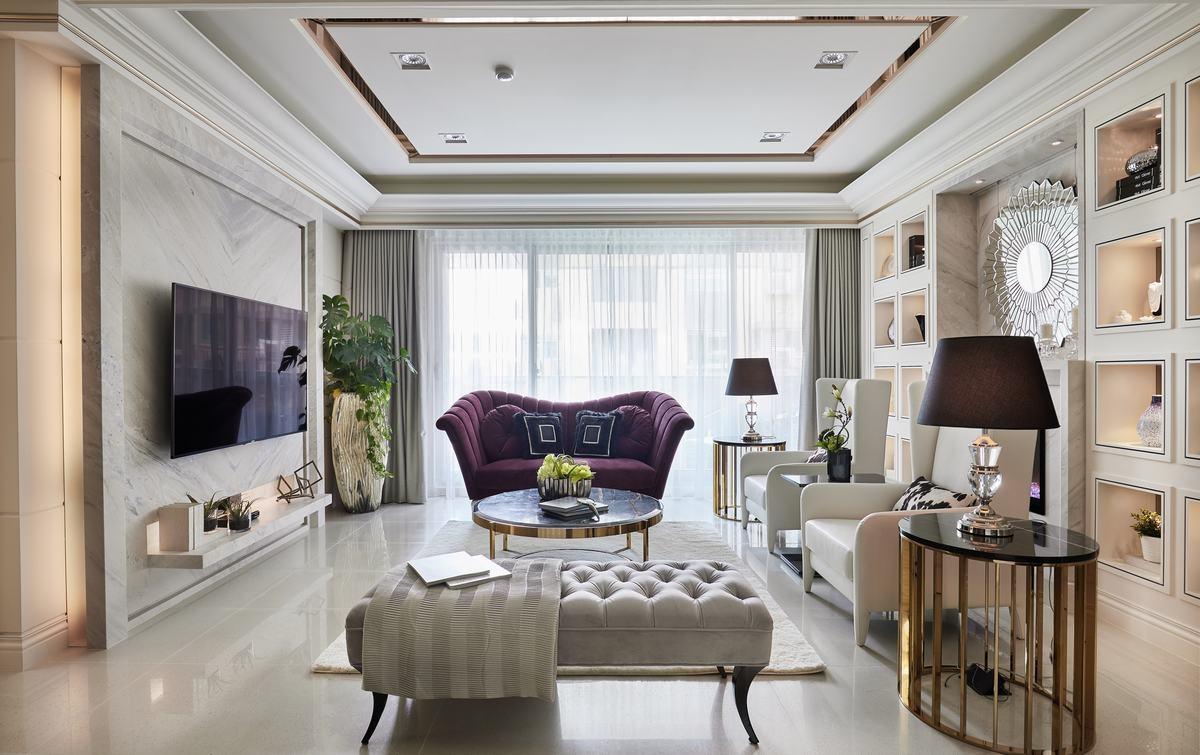 古典優雅氣質 好宅的美好生活藍圖