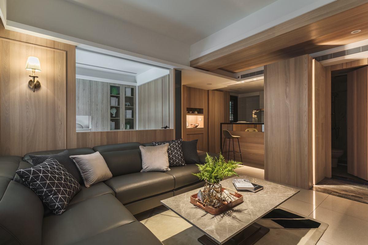 自然系木質休閒宅 體現舒活的生活姿態