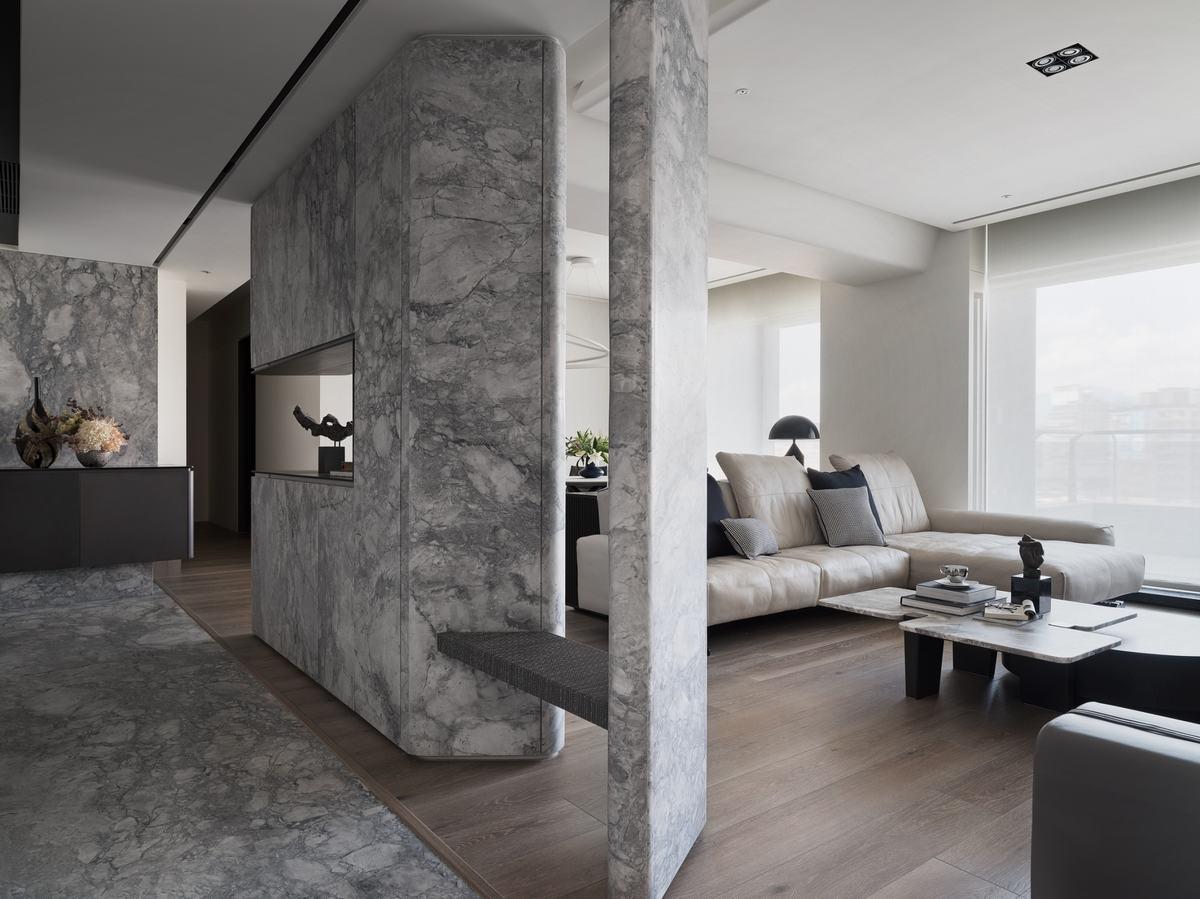 婉轉熨貼人心的好設計 砌築圓融雍雅退休美宅