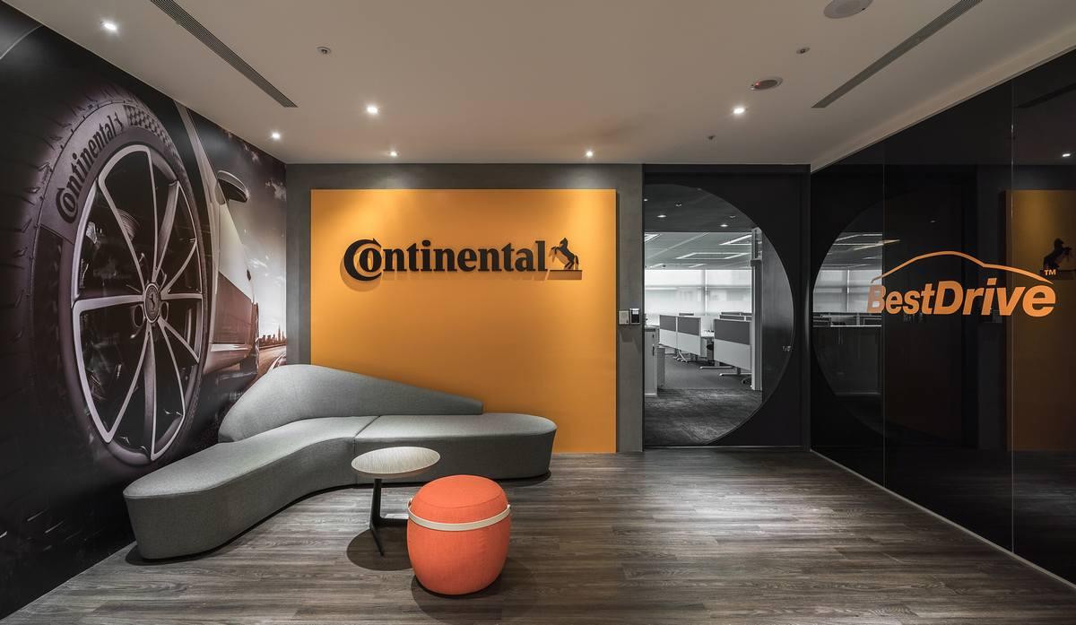 融入企業語彙 傳達品牌意念的空間設計