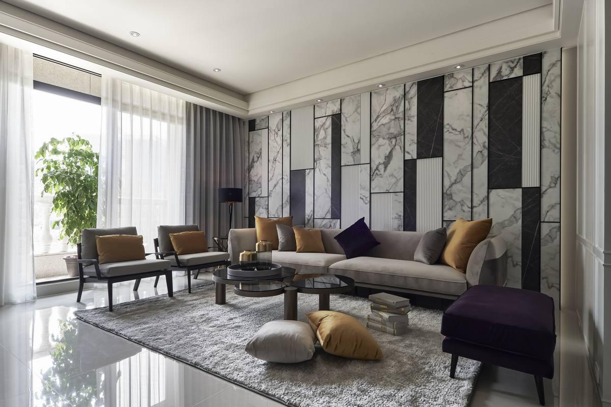 多材質完美呈現 經典時尚別墅