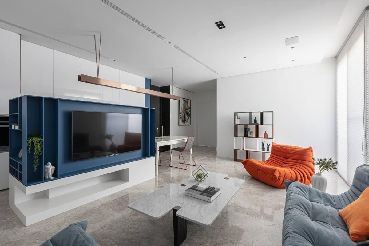 建造家族夢想 一棟別墅三個客廳(下)