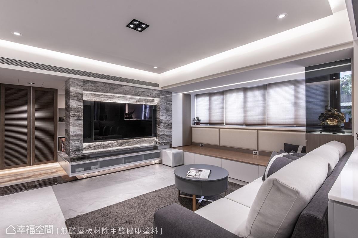 【幸福空間/案例分享】迅速安「醛」入住!風水師的純淨清新宅